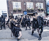 Beltane Border Morris side