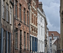 Cobbles and lovely houses