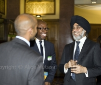 Rabinder Singh QC at Black History Month event