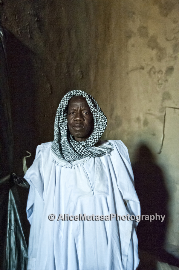 Imam of the Geat Mosque of Djenné