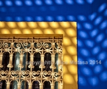Marrakech - Jardin Majorelle - Shadows and light #2