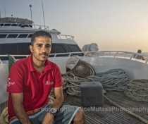 Mousa; dive guide, 'Hurricane', Tornado fleet (2015)