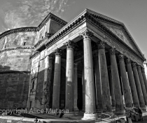 The amazing Pantheon