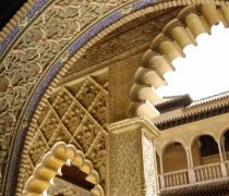 The Alcazar, Seville