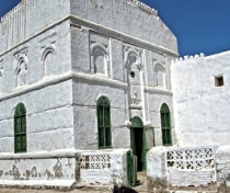 Beautiful mosque in Suakin