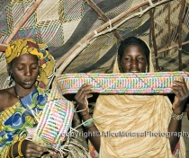 Women of N'dala village