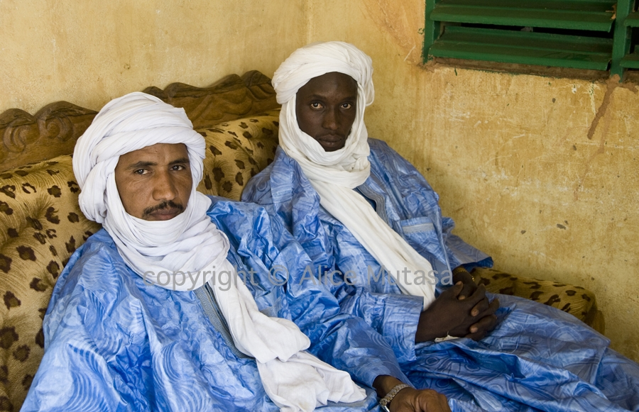 Touareg wedding, Burkina Faso