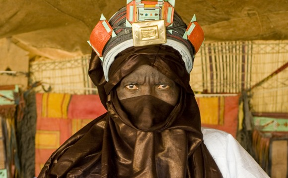 EXHIBITION NOW OPEN – Portraits of Touaregs from Timbuktu – Brighton Festival, May 6-28