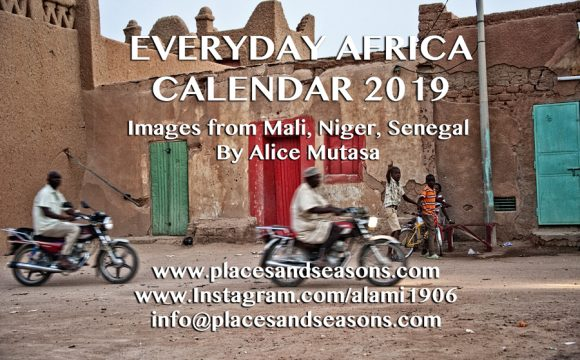'EVERYDAY AFRICA' 2019 CALENDARS – ORDER NOW