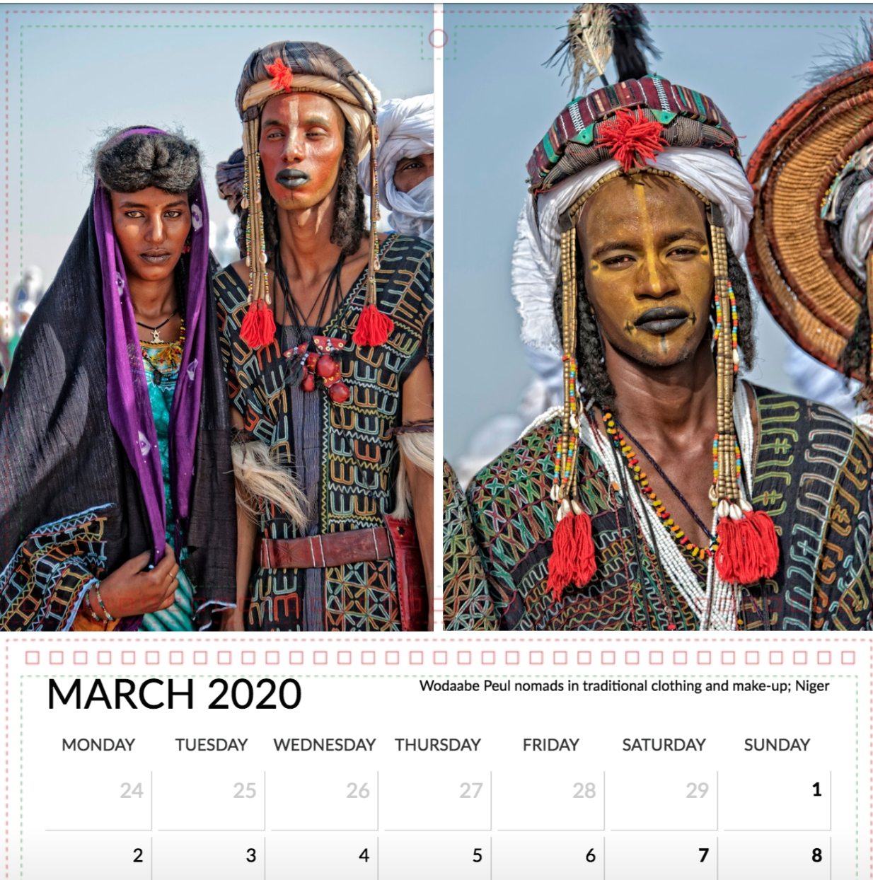 LIMITED EDITION 2020 CALENDARS NOW AVAILABLE TO ORDER