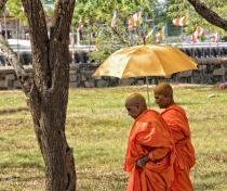 Monks, Anuradapura