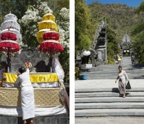 Melanting temple
