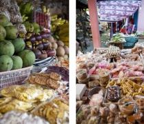 Market near Pemuteran, Bali