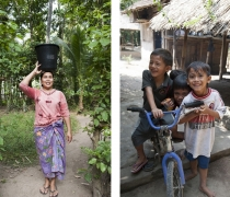 Marijana / Rhiski & Adam: Kukuran village, Lombok