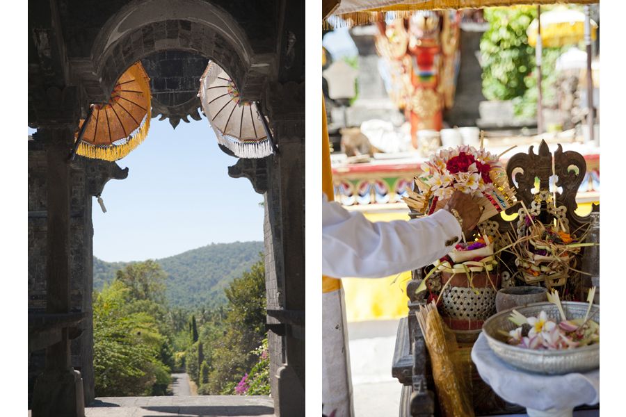 Bali: Melanting temple
