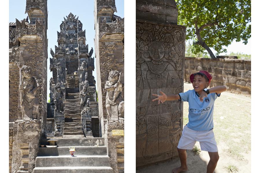 Satriya - Pura Meduwe Karang, Bali