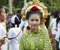 Sasak bride - Neila