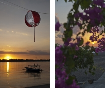 Gili Meno sunset / Amed sunrise
