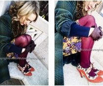 Beccy and her Shoes_montage 1