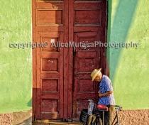 'Coming Home', Trinidad, Cuba