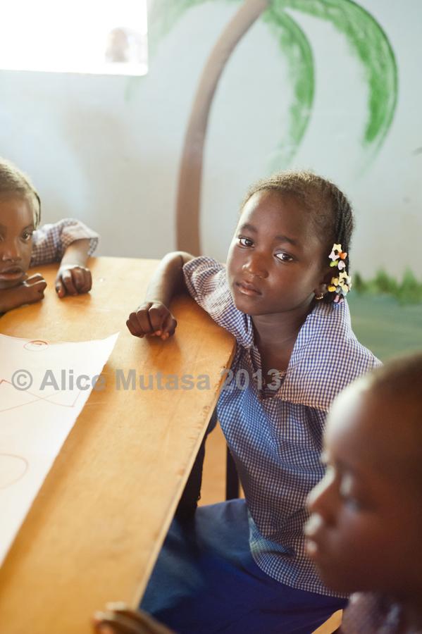 Ecole Agora, Niamey 2013