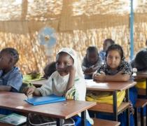 Ecole Agora, Niamey 2012