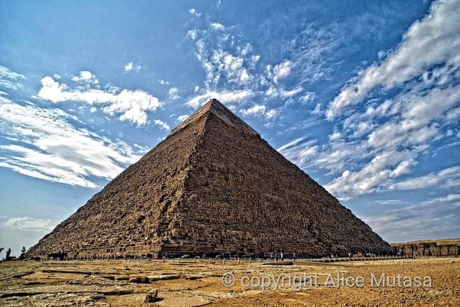 Great pyramid, Giza