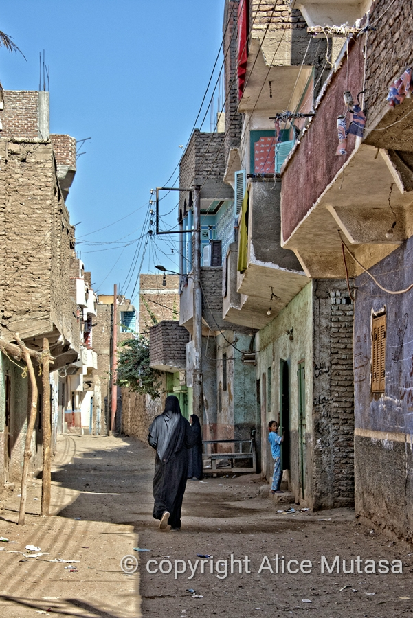 Ramadi - village by the Nile between Luxor & Aswan