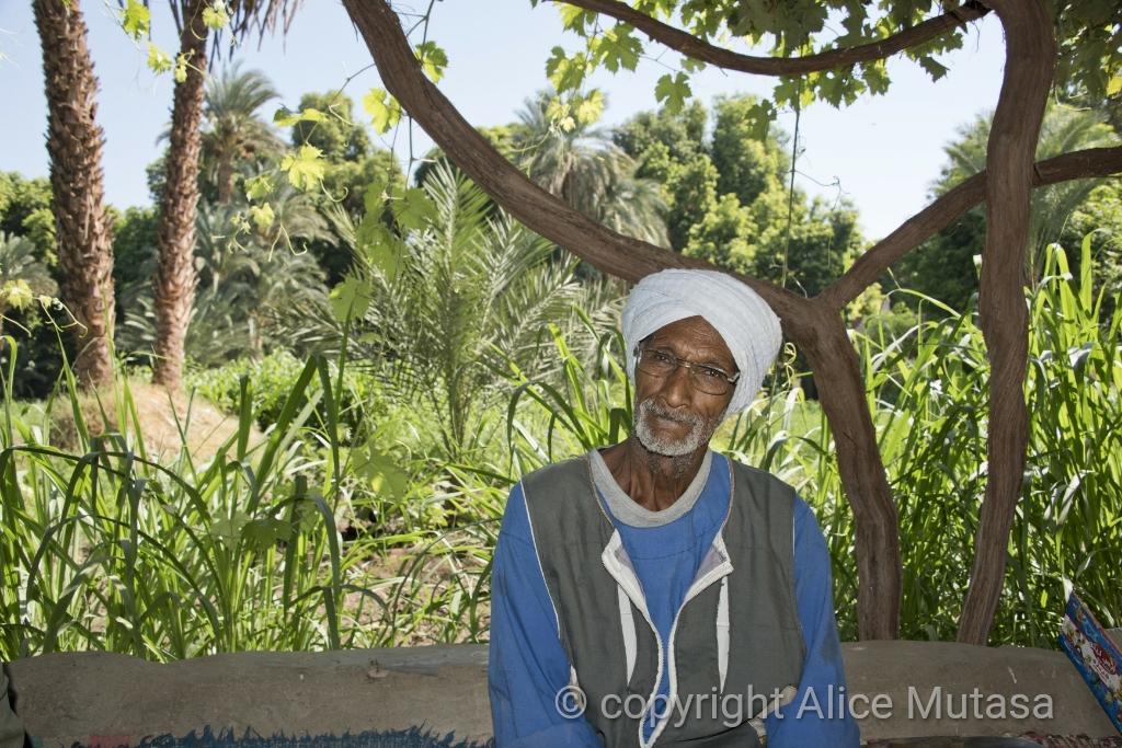 Haj Abdul Haris; Elephantine Island