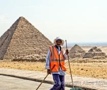 Pyramid street sweeper