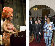 'International Lawyers for Africa' (ILFA) annual gala dinner
