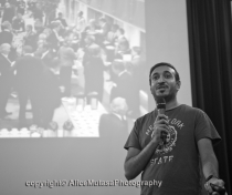 Bilal Zafar - comedian