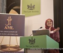 2016 Eid event Law Society