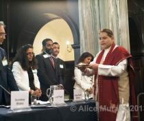 Diwali event, Law Society, 2013
