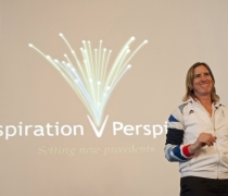 Katherine Grainger - Olympic gold medallist - Fiona Woolf Lecture 2013