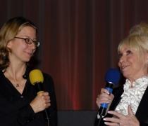Barbara Windsor; 50th anniversary of Theatre Workshop, London
