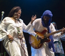 KOUDEDE & TARTIT: 'Festival au Desert: Presenze di Africa'; Florence (Firenze) 2011