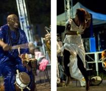 Tannebeer; Senegal women's dance