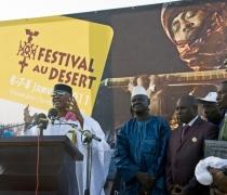 Former Malian President Amadou Toumani Toure