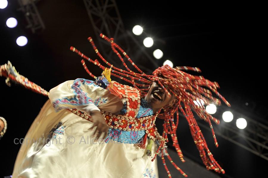 Mahmoud Guinea troupe