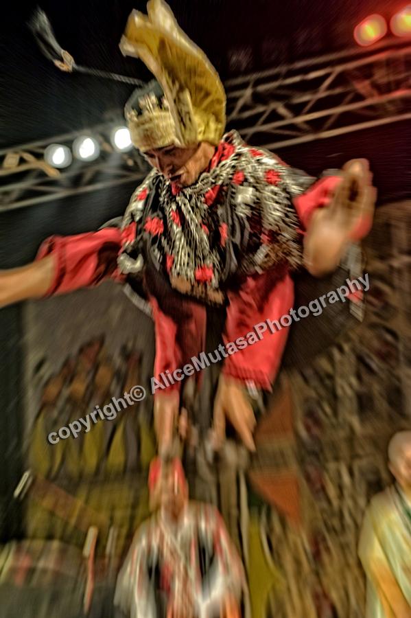 Maâlem Abdeslam Alikane troupe
