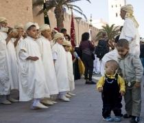 Opening Parade Hmadcha confrerie