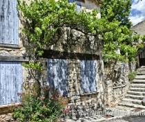 Beautiful village of Monieux