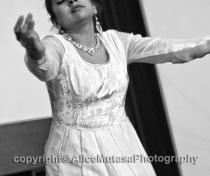 Janaki Mehta - Kathak dancer