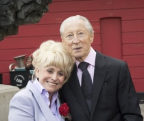 Barbara Windsor & Murray Melvin