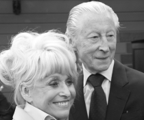 Murray Melvin & Barbara Windsor