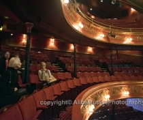 Inside the Theatre Royal