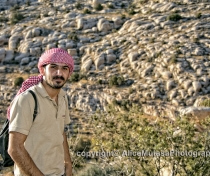 Suhaib Ali - Dana Nature Reserve