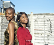Aminat and Maryam