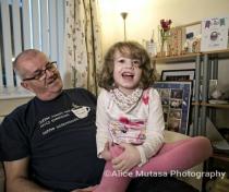 John and his granddaughter Hope